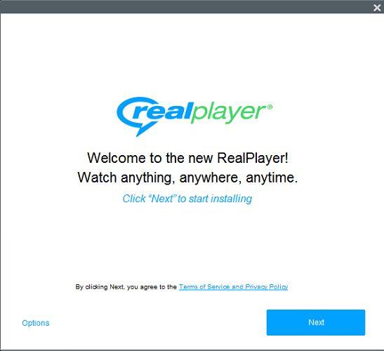RealPlayerInstallScreen
