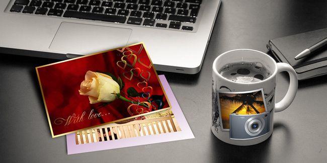 Recordatorio: se puede hacer tarjetas de felicitación con iphoto
