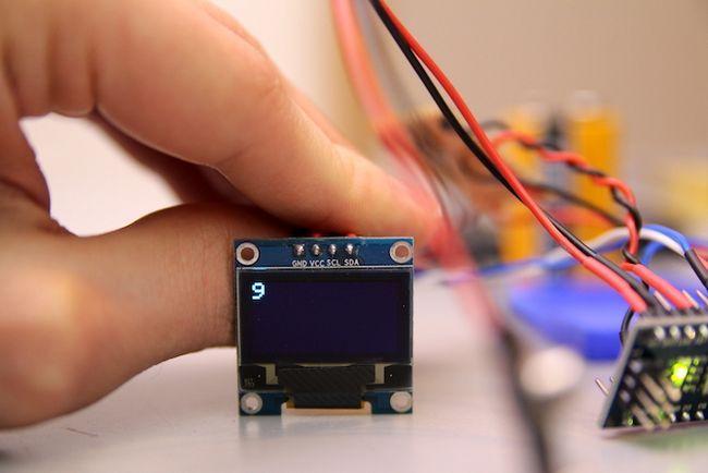 Arduino primer código d20