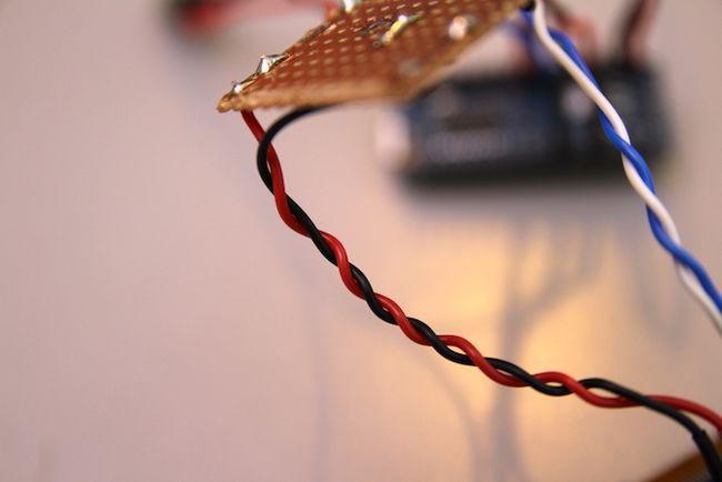 Arduino cables trenzados d20