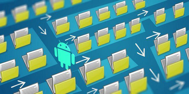 Root explorer le permite llegar profundamente en el sistema de archivos de android