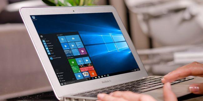 Ejecutar de windows 10 de forma nativa en su mac: el bueno, malo y feo