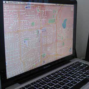 Ojos satélite: mapa de fondos de pantalla en base a su ubicación actual [mac]