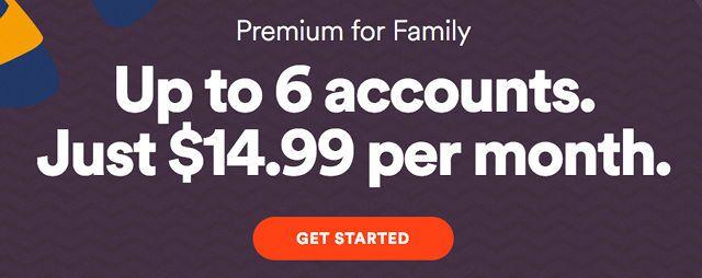 compartidos por suscripción-costos-spotify