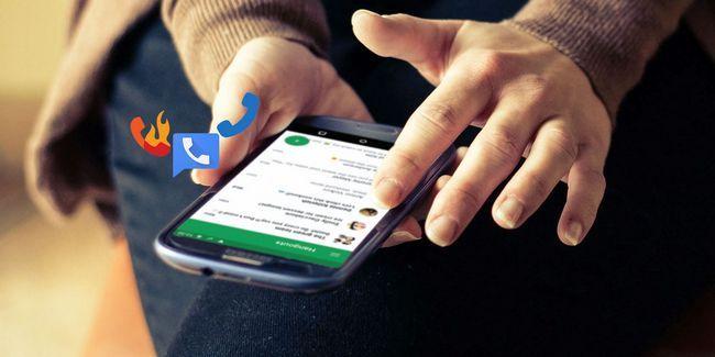 Decir adiós a sms: las mejores alternativas de hangouts de google