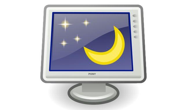 Screensaver-clip-art