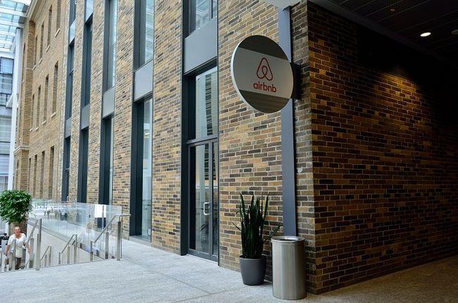 Edificio Airbnb