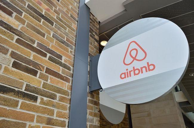 Entrar Oficina Airbnb