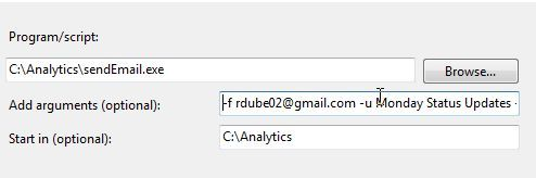 cómo automatizar mensajes de correo electrónico