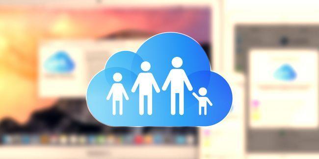 Configuración del uso compartido y compartir aplicaciones de la familia, música y otras compras de itunes