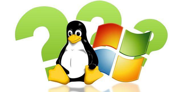 ¿Debo usar linux o windows? 3 preguntas para romper el hielo que debe responder