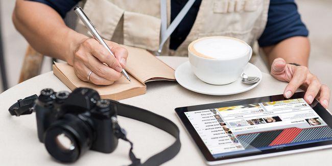 Los periodistas deberían utilizar o ignorar los medios sociales? Dos ejemplos en que pensar