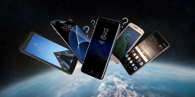 En caso de comprar un samsung? 5 alternativas samsung galaxy s8