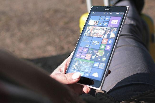 Mejor Teléfono 2016 - Windows Mobile Nokia