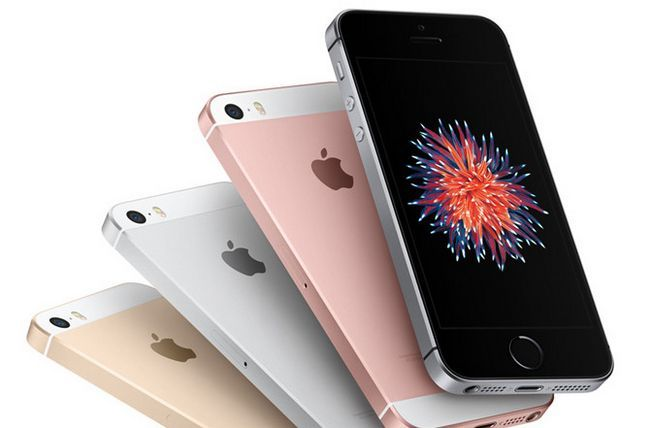 Mejor Teléfono 2016 - SE iPhone