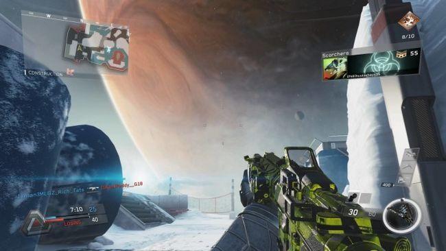La guerra infinita multijugador