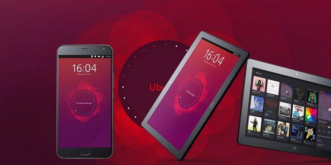 En caso de obtener un teléfono de contacto ubuntu o tableta?