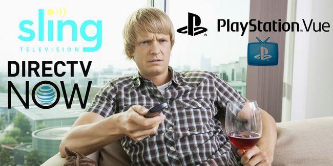Honda tv vs directv ahora vs playstation vue: ¿cómo se comparan?