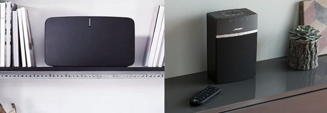 Sonos vs Bose