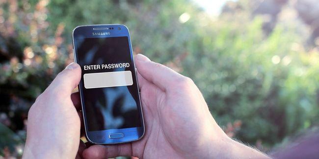 Cerradura inteligente en marcas androide de bloqueo a su manera más fácil de teléfono