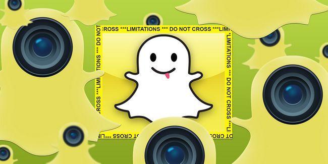 Roto no pasa por las limitaciones de snapchat en mac os x