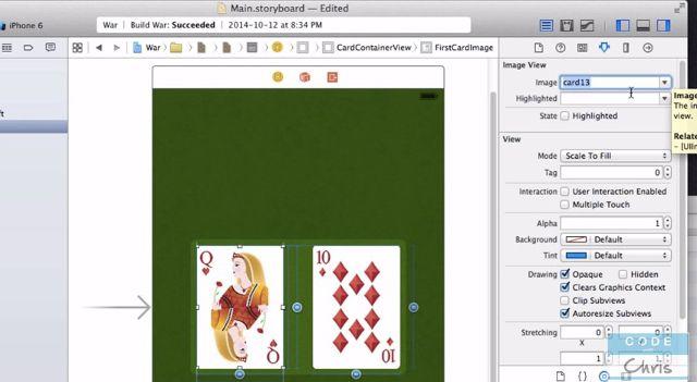 juego de cartas-guerra-rápida aplicación