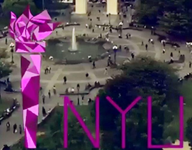 Filtro NYU Snapchat