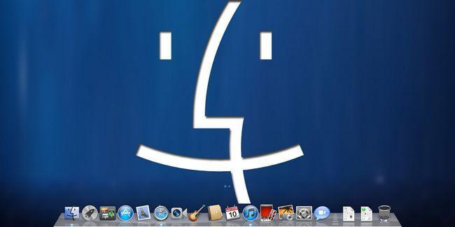 Algunos de los mejores software de mac viene pre-instalado