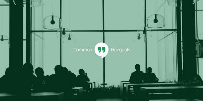 Por último, alguien hizo una mejor hangouts de google en el escritorio