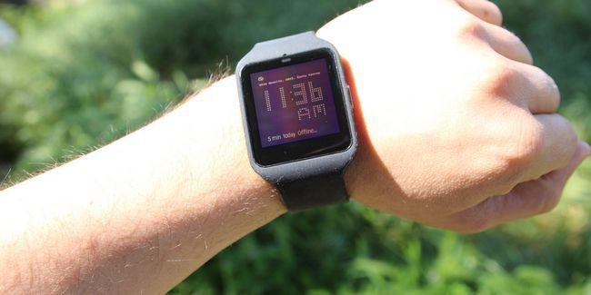 Sony smartwatch 3 opinión y la competencia