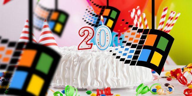 Me poner en marcha - windows 95 cumple 20 años y todavía rocas