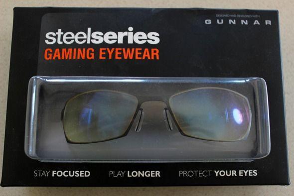 Gunnar vasos alcance SteelSeries opinión
