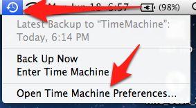 Guía paso a paso para la recuperación de su mac desde una copia de seguridad de máquina del tiempo