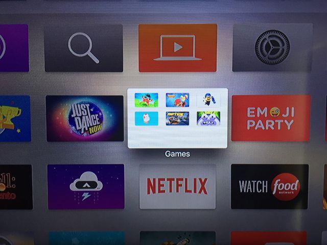 AppleTVHomeFolder