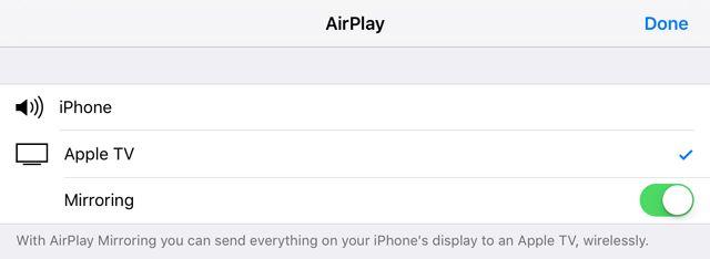 AppleTVAirPlayMirroring