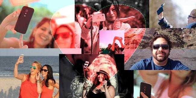 Pare el odiar en autofotos: 3 razones por las que deben amarlos
