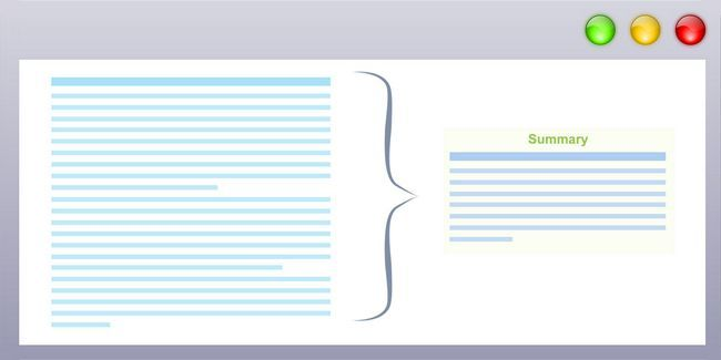 Resumir cualquier texto usando esta herramienta mac oculta