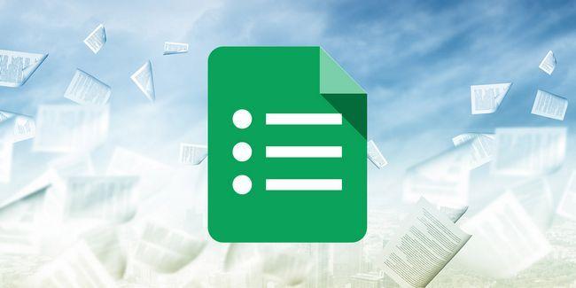 Impulsar el potencial de sus formularios de google y obtener más provecho de ellos