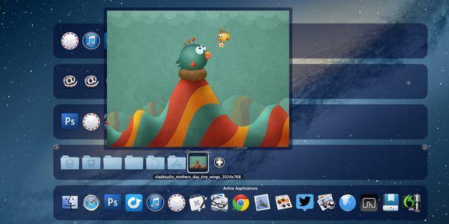 Supertab lanza aplicaciones, texto pastas, toma capturas de pantalla y mucho más