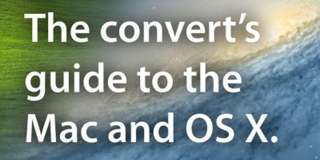 Switched: guía del converso a la mac y os x