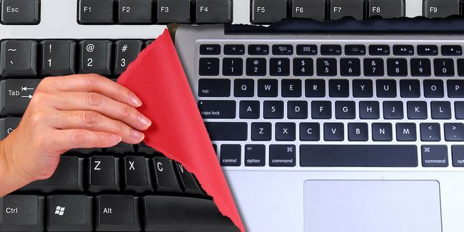 El cambio de las ventanas? Consejos de teclado esenciales para los novatos mac