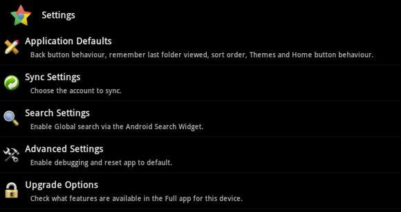 sincronizar los marcadores de Chrome con Android