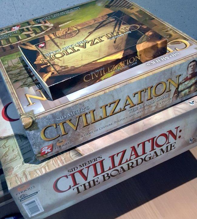 juegos de mesa civilización