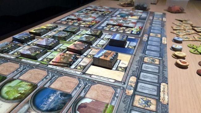 la civilización del juego de mesa