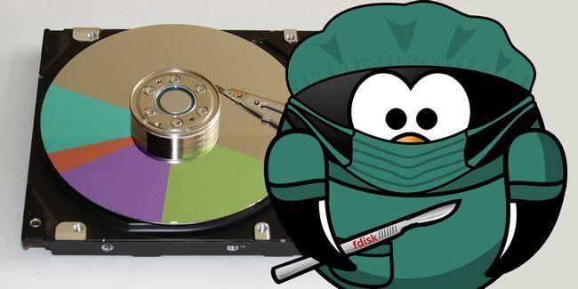 Tomar el control de las particiones de disco linux con estos 10 comandos fdisk