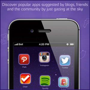 Tome las recomendaciones sociales y etiquetado para el descubrimiento de aplicaciones de android con hubbl