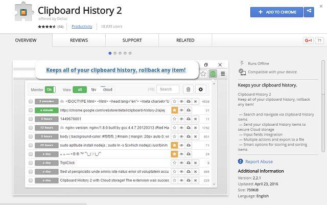 clipboardhistory