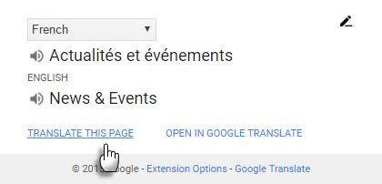 Traducir una página web completa
