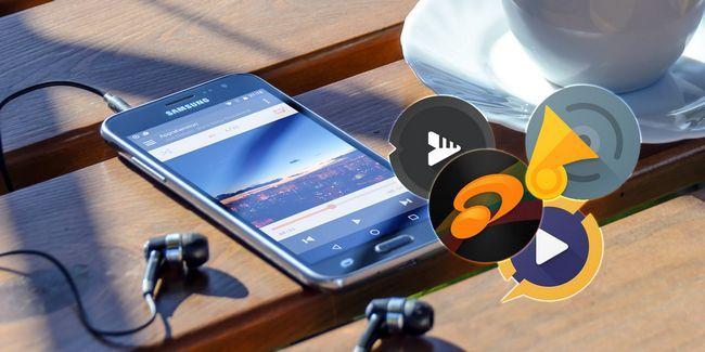 Las 15 mejores aplicaciones de reproductor de música no-transmisión de android en 2016