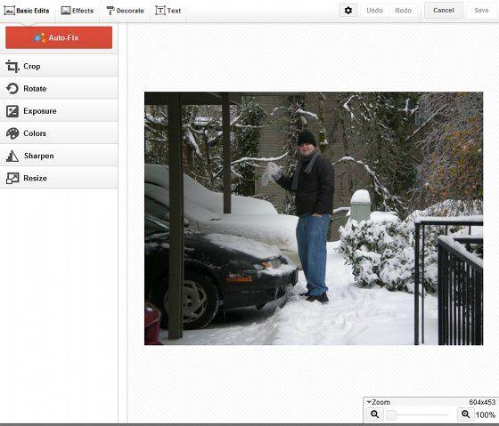 software de edición fotográfica